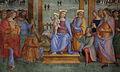 Trevi, Santuario di Madonna delle Lacrime - Cappella della Adorazione dei Magi 003.JPG