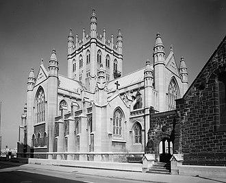 Charles F. Schweinfurth - Trinity Cathedral (Cleveland, Ohio)