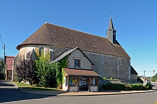 Trizay-lès-Bonneval Commune in Centre-Val de Loire, France