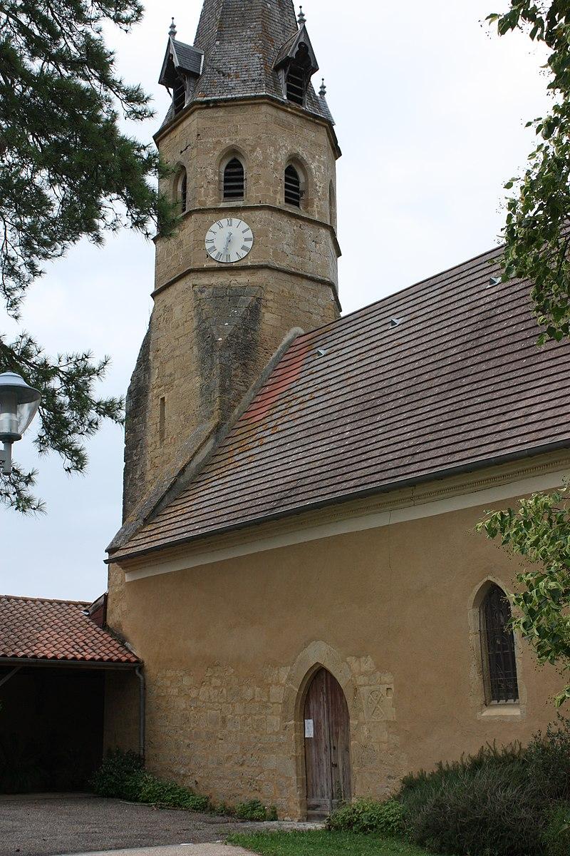 Troncens - Eglise Notre-Dame de l'Assomption 01.jpg