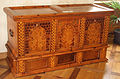 Trousseau chest, 1658.JPG