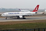 Turkish Airlines, TC-JIM, Airbus A330-203 (39244186474).jpg