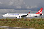 Turkish Airlines Airbus A321-231(WL), TC-JST - CDG (24643881994).jpg