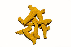 Turmeric - Processed turmeric