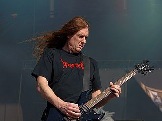 Bolt Thrower - Image: Tuska 20130628 Bolt Thrower 29