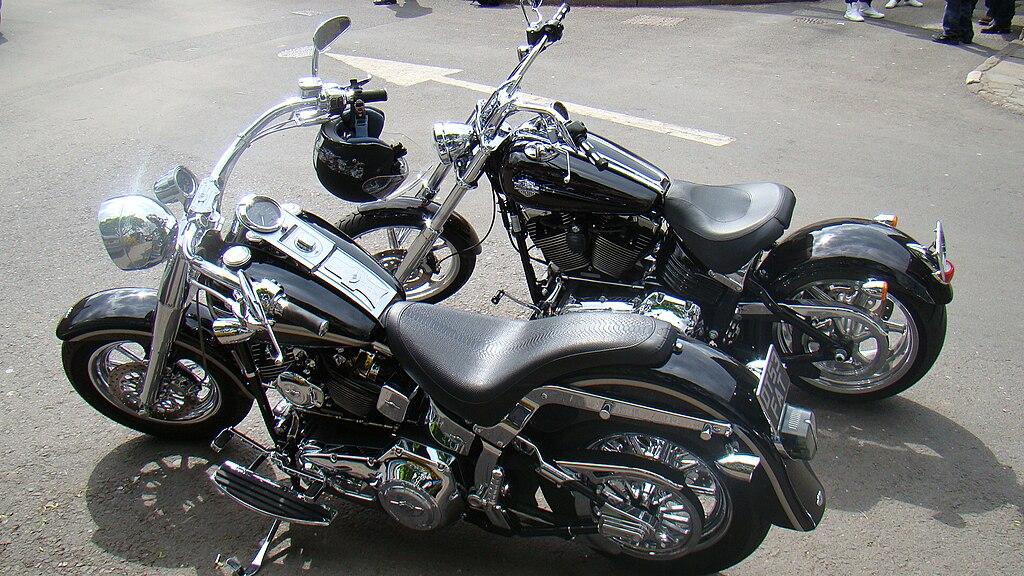 Harley Davidson Fat Boy H Ef Bf Bdchstgeschwindigkeit