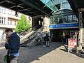 U-Bahnhof Dimitroffstraße 2014a.JPG