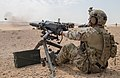 U.S. Army Special Operations Command Soldier Fires Mk 47 Striker during Joint Forces live-fire range in Amman, Jordan, Aug 28, 2019.jpg