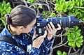 U.S. Navy Mass Communication Specialist 3rd Class Diana N. Quinlan documents the arrival of the littoral combat ship USS Freedom (LCS 1) to Joint Base Pearl Harbor-Hickam, Hawaii, for a scheduled port visit 130311-N-RI884-159.jpg
