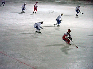 Obukhovo, Noginsky District, Moscow Oblast - Youth-23 Bandy World Championship 2011