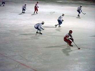 Obukhovo, Noginsky District, Moscow Oblast - Youth-23 Bandy World Championship 2011