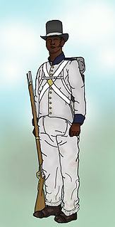 Corps of Colonial Marines Two British Marine units consisting of former slaves