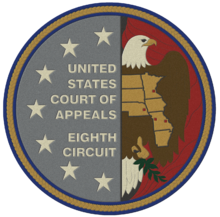 Seal of the United States Court of Appeals for the Eighth Circuit