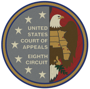 United States Court of Appeals for the Eighth Circuit - Image: US Court Of Appeals 8th Circuit Seal