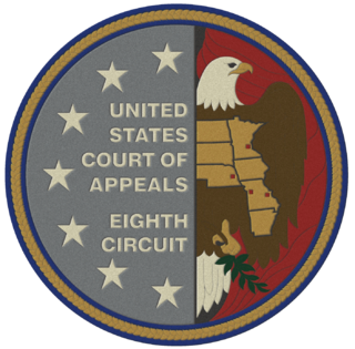 United States Court of Appeals for the Eighth Circuit