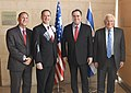 USAID Administrator Mark Green visit to Israel, Aug. 2019 (48590847117).jpg