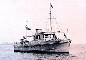 USC&GS Hilgard (ASV 82) - Image: USC&GS Hilgard (1942)