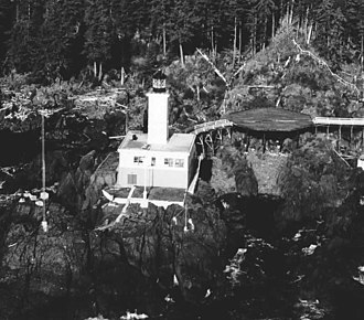 National Register of Historic Places listings in Prince of Wales–Hyder Census Area, Alaska - Image: USCG Cape Decision