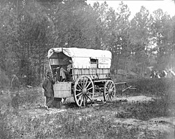 USMT Battery Wagon