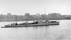 USS Edwards (DD-265)