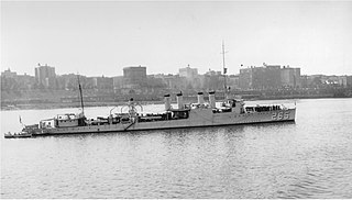 USS <i>Edwards</i> (DD-265) Destroyer ship
