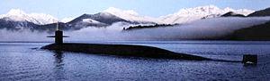 Cruise missile submarine - Image: USS Florida (SSGN 728) Boat Enh