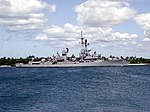 USS Goldsborough (DDG-20) at Pearl Harbor 1991.JPEG