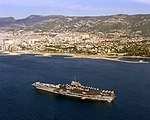 USS Independence (CV-62) anchored off Toulon 1979.JPEG