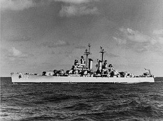 USS <i>Portsmouth</i> (CL-102)