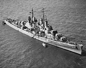 Horacio Rivero Jr. - USS San Juan