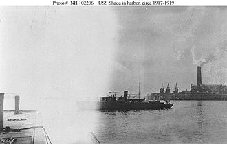 USS Shada (SP-580) - Image: USS Shada (SP 580)