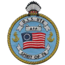 USS Ute Badge.png