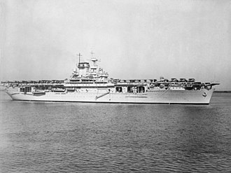 USS Wasp (CV-7) - Wasp on 27 December 1940