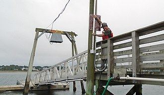 Hurricane Jose (2017) - U.S. Geological Survey specialists installed 17 storm-tide sensors in Connecticut, Massachusetts, and Rhode Island.