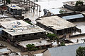 US Navy 080908-N-9774H-508 An aerial view of the devastation in Port de Paix after four storms in one month have devastated the island and killed more than 800 people.jpg