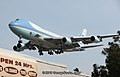 US President Obama's Airforce One 747 landing at YYZ for G20 (4734812842).jpg
