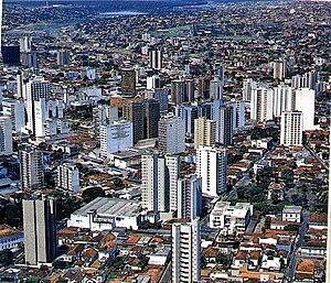 Southeast Region, Brazil - Uberlândia.