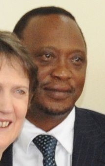 Uhuru Kenyatta UNDP 2009