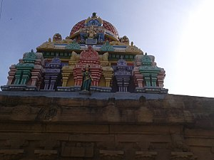 Ulagalantha Perumal Temple, Kanchipuram - Image: Ulagalantha Perumal Kanchipuram 7