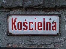 Ulica Kościelna, Gdynia - 001.JPG