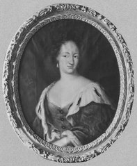 Ulrika Eleonora d.ä. 1656-93, drottning av Sverige prinsessa av Danmark