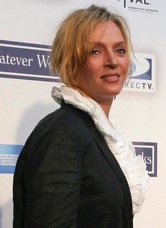 Uma Thurman - Thurman at the 2009 Tribeca Film Festival