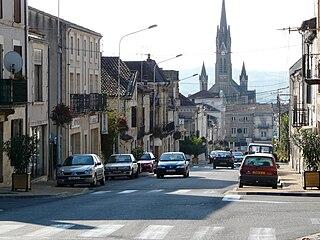 Fumel Commune in Nouvelle-Aquitaine, France