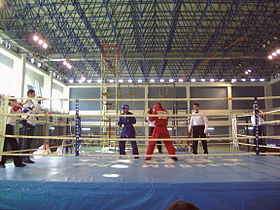 Coupe internationale M.I.R.A. Unifight des troupes spéciales, Mangalia, Roumanie, 2008