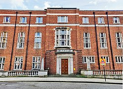 Union Building, Beit Quadrangle from Kensington Gore.jpg