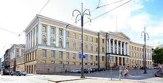 University of Helsinki - University of Helsinki (Main Building)