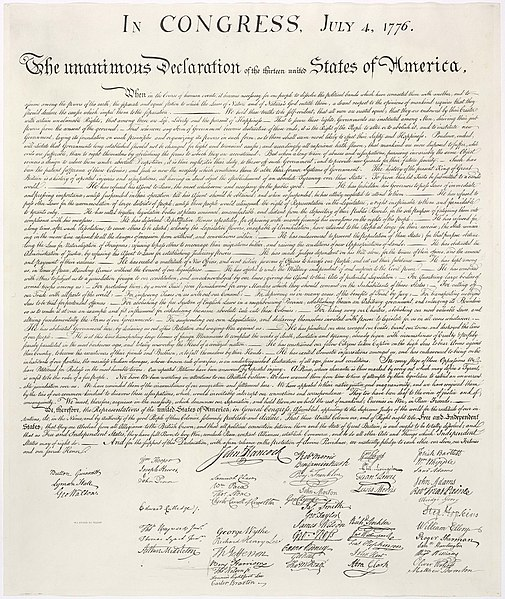 Bestand:United States Declaration of Independence.jpg