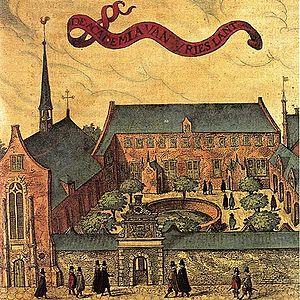 University of Franeker - De academia van Vrieslant (Friesland Academy), 1622
