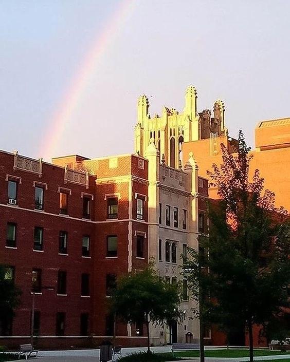 University of Iowa Collegiate Gothic