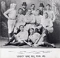 University of Toronto; Varsity Baseball Club. Toronto, Ont. (21809673245).jpg